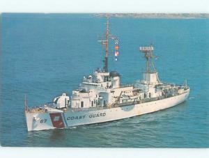 Pre-1980 Military USCGC MINNETONKA COAST GUARD SHIP BOAT AC6098