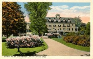 MA - Northampton. Faunce House, Capen School