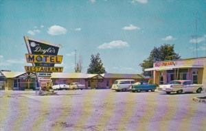 Kentucky Cave City Doyle's Motel & Restaurant