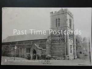 c1905 Tucks - NORTHAMPTON, St. Peter's Church