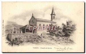 Old Postcard Tarare Bel Air Chapel