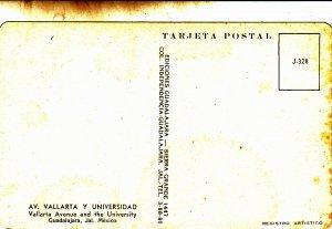 P1777 vintage av. vallarta y universidad vallarta ave guadalajara jal mexico