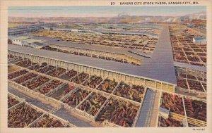 Kansas City Stock Yards Kansas City Missour