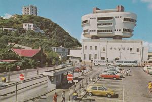 HONG KONG, 1950-60s; Peak Tower Restaurant