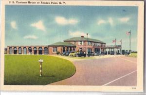 U.S. Customs House, Rouses Point NY