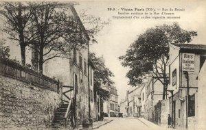 CPA Paris 20e (Dep. 75 ) Rue du Retrait (59087)