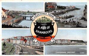 Harbour, Bathing Place Portrush Ireland 1960