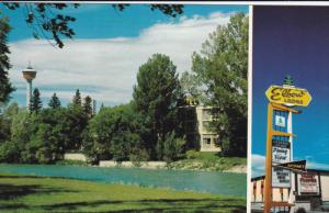 You'll enjoy your stay at Calgary's Elbow Lodge Motor Hotel,   Calgary,   Alb...