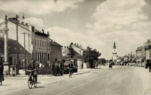 Czech Republic Malacky cyklistika 02.20