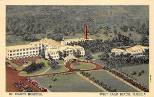 St Mary's Hospital West Palm Beach, Florida, USA Unused