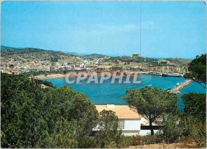 Modern Postcard Costa Brava San Felui de Guixols