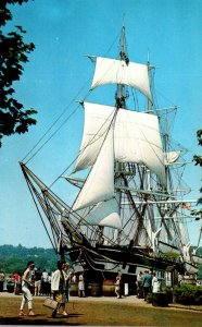 The Charles W Morgan Last Of The Old Whalers New Bedford Massachu...