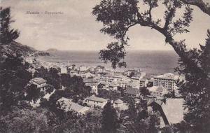 Panorama, Alassio (Savona), Liguria, Italy, 1900-1910s