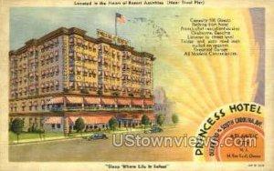 Princess Hotel in Atlantic City, New Jersey