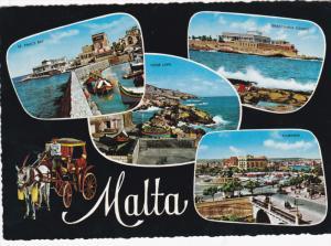 Multi-View, St. Paul´s Bay, Ghar Lapsi, Dragonava Casino, Floriana, Maltese ...