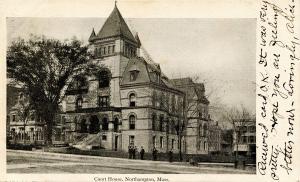 MA - Northampton. Court House