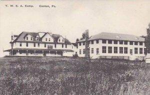 Pennsylvania Canton Y W C A Camp Albertype