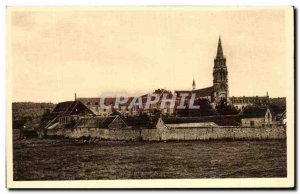 Old Postcard Monastery of the Grande Trappe