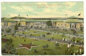 Dairy and Grange Building, New York State Fair Grounds, Syracuse, New York, 1...