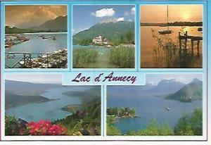 POSTAL 18063: LAC D ANNECY