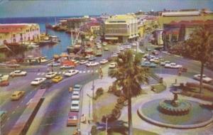 Barbados Bridgetown Street Scene