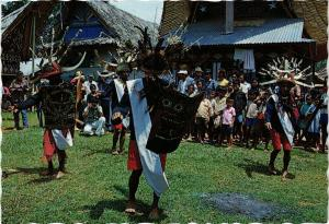CPM Paranding war dance. Tana Toraja, South Sulawesi INDONESIA (726785)