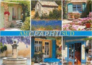 Postcard Modern Atmosphere South