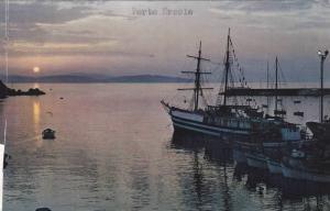 Fishing Boats, Porto Ercole, Grosseto, Toscana, Italy, 40-60's