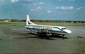 Republic Airlines Convair 580