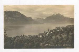 RP, Weggis Am Vierwaldstättersee, Switzerland, 1920-1940s
