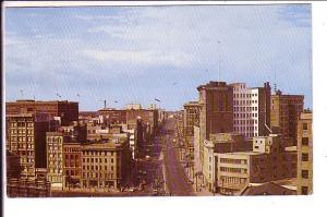 Portage Avenue, Winnipeg, Manitoba, Used 1963