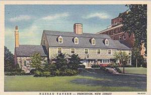 New Jersey Princeton The Nassau Tavern