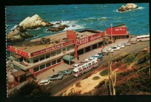 Cliff House Restaurant  & Seal Rocks San Francisco - 1960s - Unused