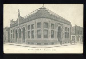 New Bedford, Massachusetts/MA/Mass Postcard, Post Office