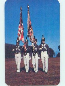Pre-1980 MILITARY SCENE West Point - Near Newburgh & Peekskill NY AF8187