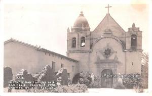 Missions an Carlos De Rio