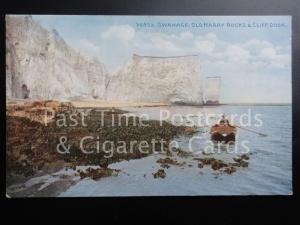 Old PC Dorset: Swanage, Old Harry Rocks & Cliff Door