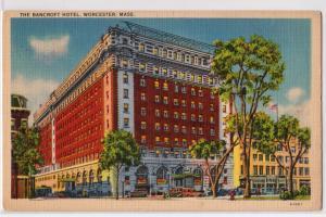 Bancroft Hotel, Worcester MA