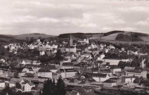 RP, Bird's Eye View, Siegen i. W., Blick Vom Fischbacherberg, Siegen i. W. (N...