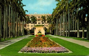 Florida Boca Raton Main Entrance To Boca Raton Club 1973