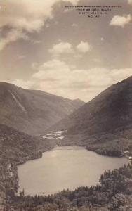 RP, Echo Lake & Franconia Notch From Artist's Bluff, White Mountains, New Ham...