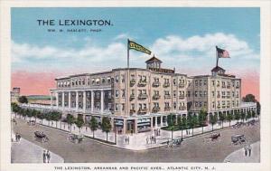 New Jersey Atlantic City The Lexington