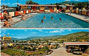 Bel Air Motel Penticton British Columbia BC Chrome
