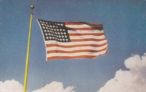 Old and Glory Flag Of The United States