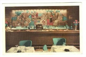 Weston Court Cocktail Lounge, Hotel New Weston, Madison Ave, New York City, P...