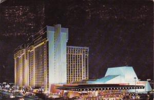 Nevada Las Vegas MGM Grand Hotel 1978