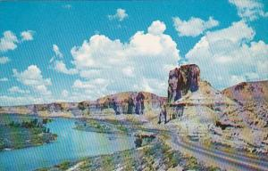 Wyoming Green River Toll Gate And The Palisades