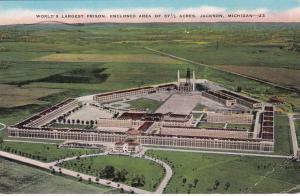 JACKSON , Michigan , 30-40s ; World's Largest Prison