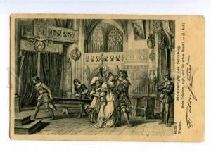 177501 Master-Singers Nurmberg WAGNER OPERA Vintage KUDKA PC