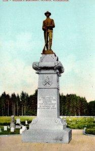 Washington Olympia Soldier's Monument